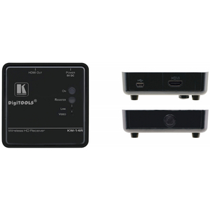 Kramer KW-14R: HDMI over wireless WHDI receiver