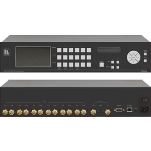 Kramer MV-6: 6 Input 3G HD-SDI Multiviewer
