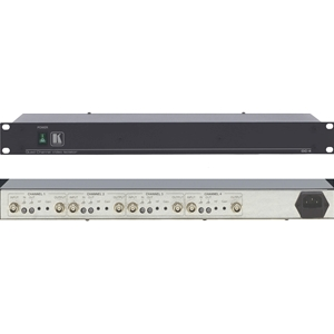Kramer OC-4: 4-Channel Video/Sync Optical Isolator