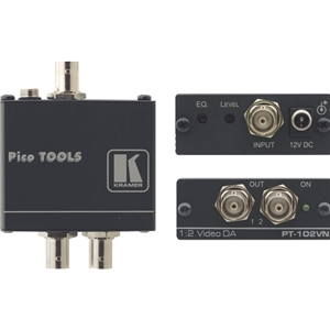 Kramer PT-102VN: 1: 2 Composite Distribution Amplifier