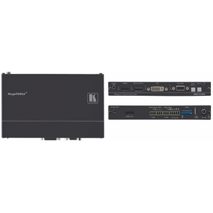 Kramer SID-X3N: 4-Input Multi-Format Video to HDMI Switcher c/w Step-In