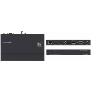Kramer: TP-582R HDMI, Data, Ethernet and IR over 1x CAT-5/6 Receiver