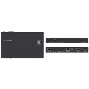 Kramer: TP-582T HDMI, Data, Ethernet and IR over 1x CAT-5/6 Transmitter