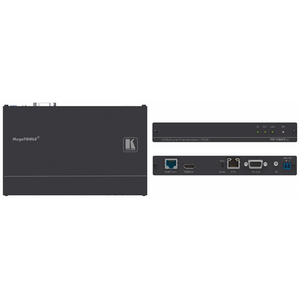 Kramer: TP-780TXR 4K 60Hz HDMI, RS-232, IR over HDBaseT Transmitter c/w POE out