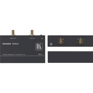 Kramer TR-1: Composite Video Isolation Transformer