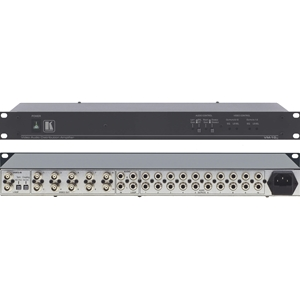 Kramer VM-10XL: 1: 10 Composite / St-Audio Distribution Amplifier + Loop