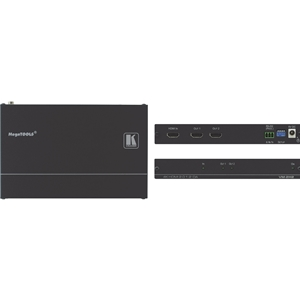 Kramer: VM-2H2 4K 60Hz 4:4:4 HDMI 2.0 1: 2 Distribution Amplifier HDCP 2.2