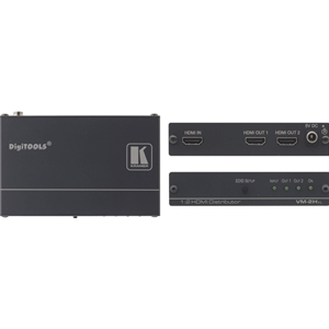 Kramer VM-2HXL: VM-2HXL 1: 2 HDMI Distribution Amplifier (HDCP) V 1.4