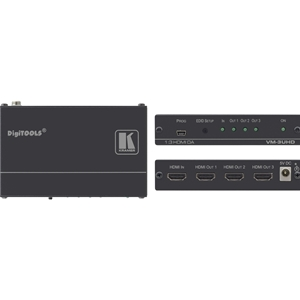 Kramer: VM-3UHD 4K 60Hz 1: 3 HDMI Distribution Amplifier