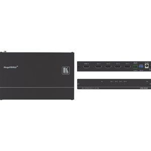 Kramer: VM-4H2 4K 60Hz 4:4:4 HDMI 2.0 1: 4 Distribution Amplifier HDCP 2.2