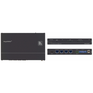 Kramer: VM-4HDT 1:4 4K UltraHD HDMI to HDBaseT Distribution Amplifier
