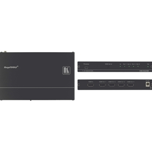 Kramer VM-4UHD: 4K 60Hz 1: 4 HDMI Distribution Amplifier