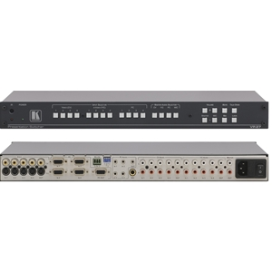 Kramer VP-27: 12-input Multi-Format Presentation Switcher / St-Audio