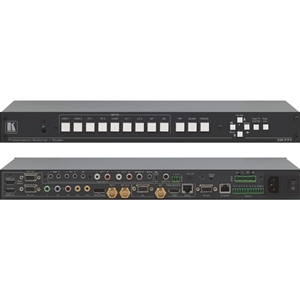 Kramer VP-771: 9-Input ProScale™ Presentation Switcher/Scaler