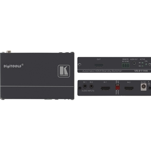 Kramer VS-211HA: 2x1 Automatic HDMI Standby Switcher