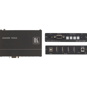 Kramer VS-401USB: 4x1 USB 2.0 Switcher