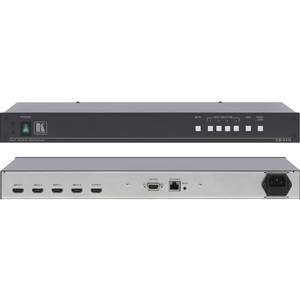 Kramer VS-41H: 4x1 HDMI Switcher (HDCP) v1.3 (VS-41HDMI)
