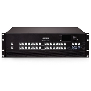 Lightware: MX2-16x16-HDMI2.0-R 16x16 4K HDMI 2.0 and HDCP 2.2 Matrix with Redundant PSU