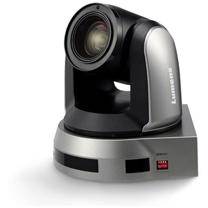 Lumens VC-A70H High Definition PTZ Video Camera (Black)