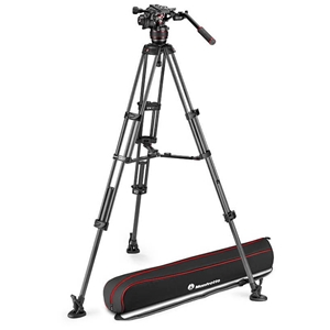 Manfrotto Nitrotech 608 & CF Twin MS