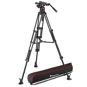 Manfrotto Nitrotech 612 & Alu Twin MS