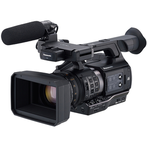 "Panasonic: AJ-PX270EJ 1/3"" Full HD 10-Bit 4:2:2 P2 Handheld Camerar with integrated AVC-ULTRA"