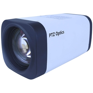 PTZ Optics ZCam 12X 1080p Box Camera with Lens