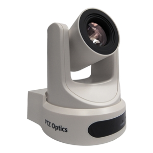 PTZ Optics: 20X-NDI-WH Camera