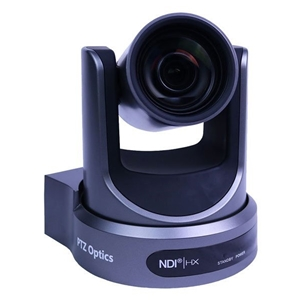 PTZ Optics: 30X-NDI-GY-G Camera