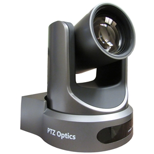 PTZ Optics: 30X-SDI-GY-G2-G (Gray) Camera