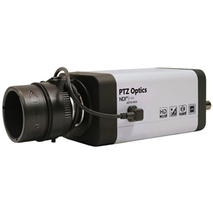 PTZ Optics ZCam Variable Lens 1080p NDI|HX®, HD-SDI, IP Network Camera