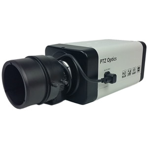PTZ Optics ZCam Variable Lens 1080p with Lens