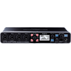 Roland: UA-1010 Octa Capture USB Audio Interface