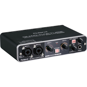 Roland: UA-55 Quad-Capture USB Audio Interface