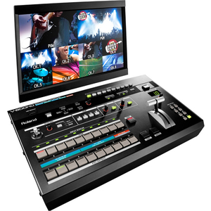 Roland: V-800HD 8 Channel HD-SDI/DVI-D Vision Mixer