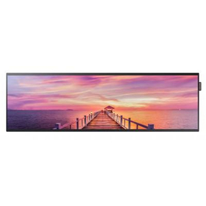 "Samsung: 37"" SH37F Stretch LED Display"