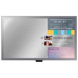 "Samsung: 55"" ML55E LED Mirror Display"