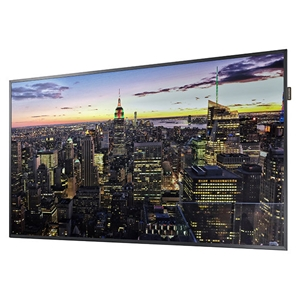 "Samsung: 75"" QB75H LED Display"