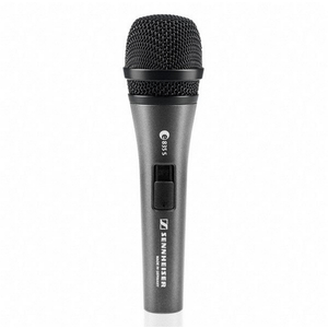 Sennheiser: e835-S with Noiseless and Lockable On/Off Switch