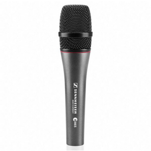 Sennheiser: e865 with Noiseless and Lockable On/Off Switch