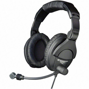 Sennheiser: HMD 280 PRO Closed Communications Headset (64-Ohms headphones)