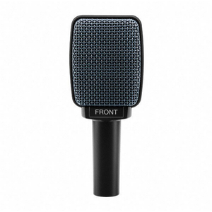 Sennheiser: e906 Super-cardioid Dynamic Instrument Microphone Especially Designed for Miking Guitar Cabs