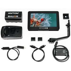 SmallHD: Focus Monitor Production Kit with Sony NPF Battery Eliminator